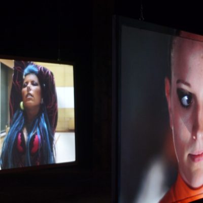 Ausstellungsansicht »Rotation« | Foto: Clara Wieck